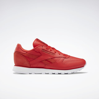 Кроссовки Reebok Classic Leather Radiant Red / Red Ember / White EF3255