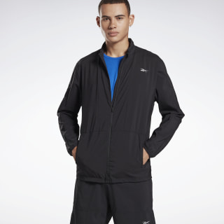 Running Essentials Wind Jacket Black FK6486