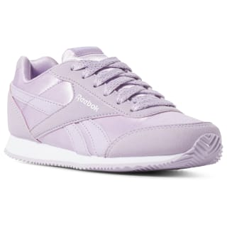 Zapatillas Reebok Royal Cljog 2 Purple Freeze / White DV3998