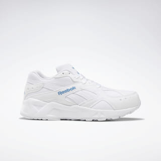 Aztrek Shoes White / Blue DV8513