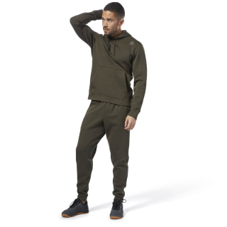 Reebok CrossFit Double Knit Jogger Brown D94874