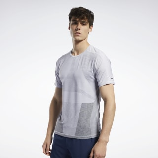 United by Fitness ACTIVCHILL Vent Tee Sterling Grey FQ4396