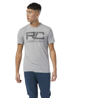 Combat Core Tee Medium Grey Heather DQ1985