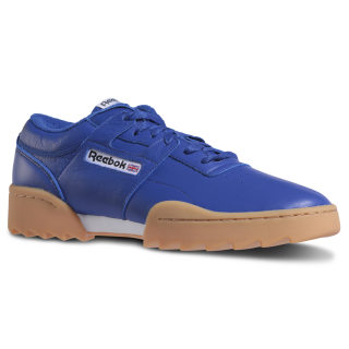 WORKOUT RIPPLE OG Team Dark Royal / White / Black / Gum DV5324