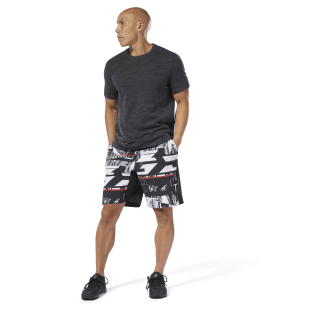 Pantalón corto Training Speedwick Black DP6559