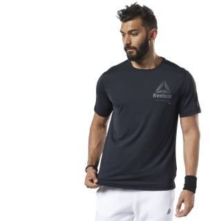 T-shirt One Series Training ACTIVCHILL Move Black EC1010