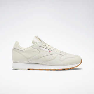 Classic Leather Shoes Alabaster / White DV7171
