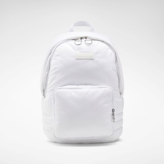 Classics Freestyle Quilted Backpack White ED1066