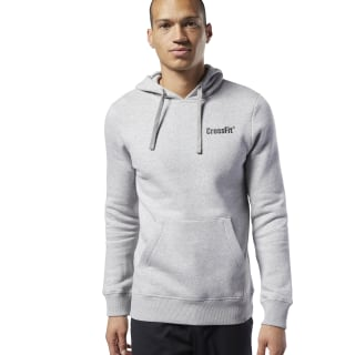 Reebok CrossFit® Hoodie Medium Grey Heather EC1468