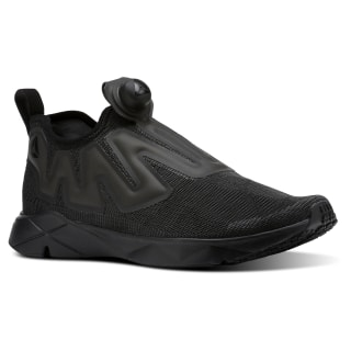 Pump Supreme Flexweave Black / Ash Grey CN5577