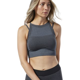 Reebok CrossFit® MyoKnit Bra Cold Grey 7 / Black EC1446