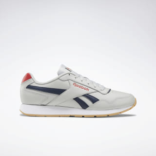 Scarpe Reebok Royal Glide Skull Grey / Navy / Red / White DV9696