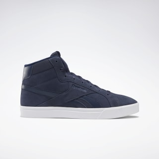 Reebok Royal Complete 3.0 Mid Shoes Heritage Navy / Navy / White DV6733