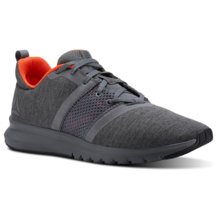 Reebok Print Lite Rush Alloy/Coal/Atomic Red CN2642