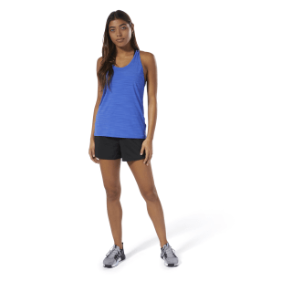 ACTIVCHILL Tank Top Crushed Cobalt DU4146