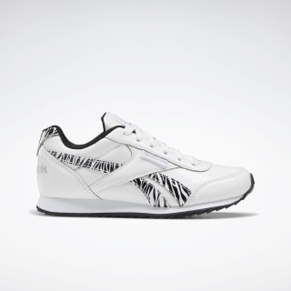 Reebok Royal Classic Jogger 2.0 Shoes White / White / Black EF3409