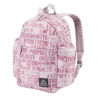 Kids Graphic Backpack Infused Lilac DA1774