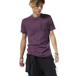 Training Supply Move Tee Urban Violet DU3716