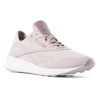 Zapatillas Classic Leather Nylon Sp Ashen Lilac / Sand / Red / Wht CN7746