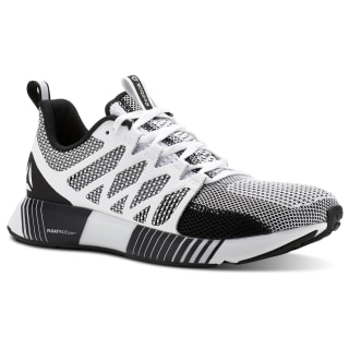 Reebok Fusion Flexweave Cage White / Black / Coal / Skull Grey CN2880