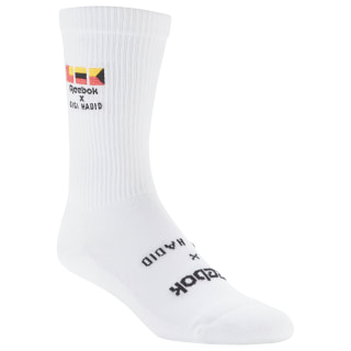 Gigi Track Socks White DZ6805