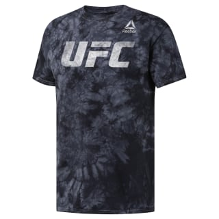 UFC Distressed Tee Black FI7531