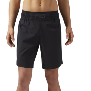 Combat KICKBOXING SHORTS Black CE2556