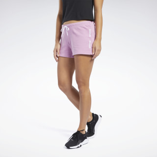 Training Essentials Linear Logo Shorts Jasmine Pink FK6700