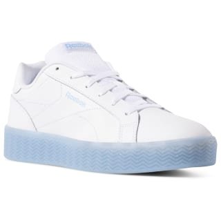 Zapatillas Reebok Royal Complete Pfm white / c.blue CN7416