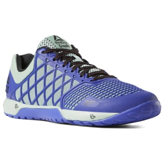 Reebok CrossFit® Nano 4 Blue / Purple / Black / Red DV5756