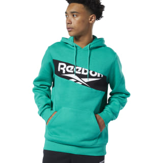 Buzo Classic Leather V P Oth Hoodie emerald EC5801