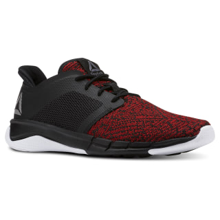 Print Run 3.0 - Grade School Black / Primal Red / White CN2711