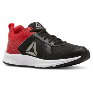 Reebok Almotio 4.0 - Pre-School Black / Primal Red / Pewter CN5251