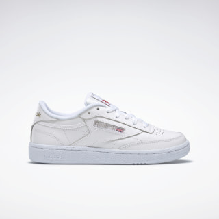 Club C 85 White / Light Grey BS7685