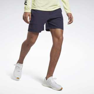 One Series Running Night Run Shorts Purple Delirium FJ4007