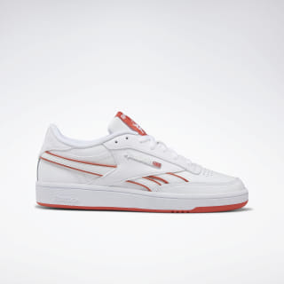 Club C Revenge Plus Shoes White / Rosette / White EG1420
