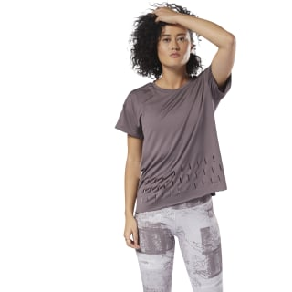 T-shirt ACTIVCHILL Purple DJ3440