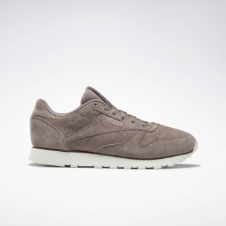Кроссовки Reebok Classic Leather Beige / Sandy Taupe / Chalk DV8506