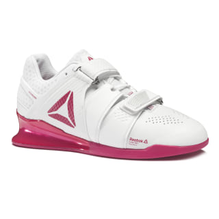 Reebok Legacy Lifter Cfg-White/Rugged Rose/Silver CN8398