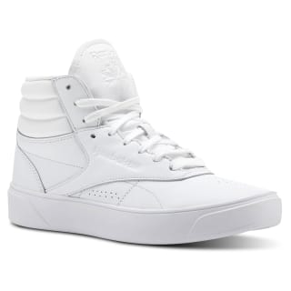 Freestyle Hi Nova Mid-White / Ultra Purple CN3846
