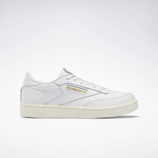 Buty Club C 85 White / Chalk / Gold DV9412
