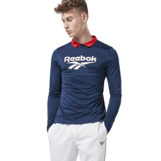 Classics Football Polo Shirt Collegiate Navy FI2889