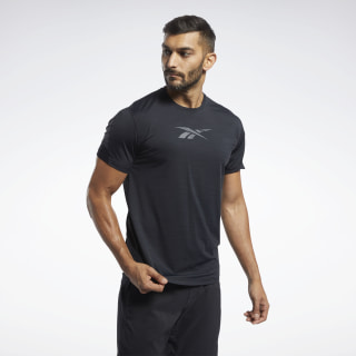 ACTIVCHILL Move Tee Black FK6300