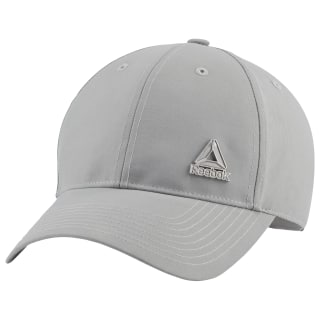 Active Foundation Badge Cap True Grey 4 DU2880