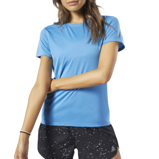 Running Essentials Short Sleeve Tee Cyan DY8253