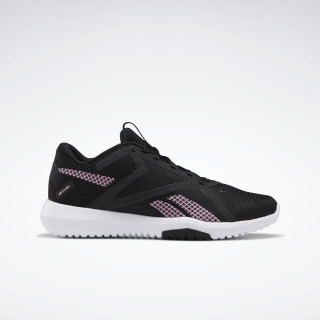 Flexagon Force 2 Wide Women's Training Shoes Black / Jasmine Pink / White FV5088