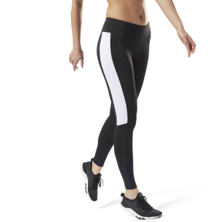Legging Reebok Workout Ready Big Logo black D95044