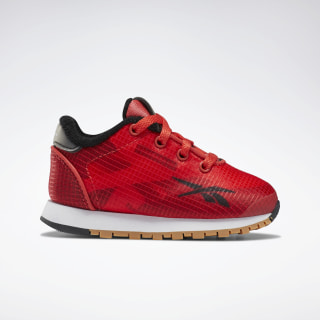Classic Leather ATI Shoes Primal Red / Black / Cold Grey 7 EH0112