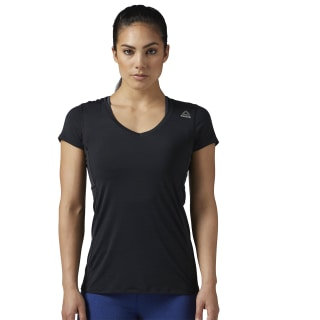 Reebok ONE Series ACTIVChill T-Shirt Black / Black BP7513