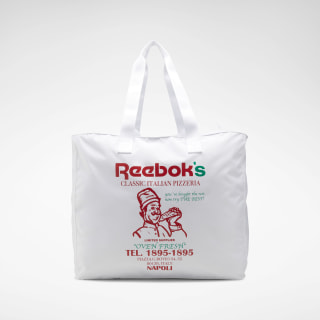 Torba Classics Graphic Food Tote White ED1273
